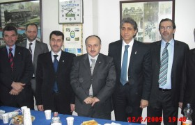 Fatih Belediye Başkanımızın Derneğimizi Ziyareti